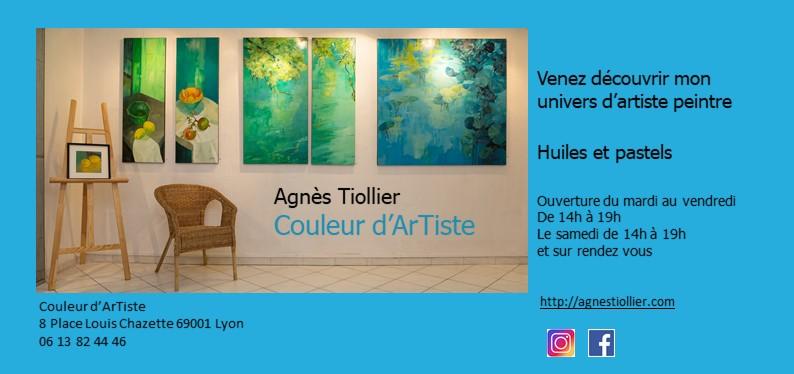Agnès Tiollier  Couleur d'ArTiste